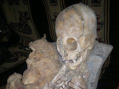 Mumiile extraterestre