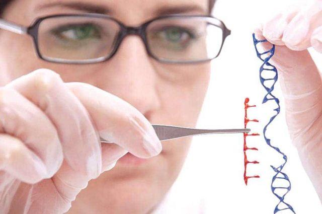 Spiritul si codul genetic
