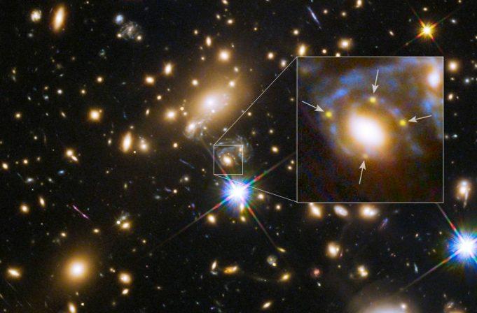 Unde a apărut viaţa în Univers