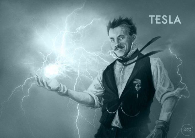 Secretele lui Nikola Tesla