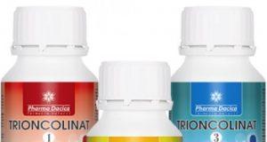 Trioncolinat Pharma Dacica