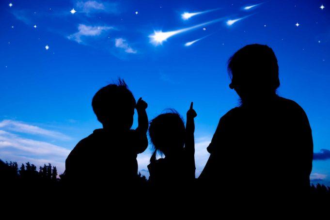 De unde vin copiii stelelor? – II