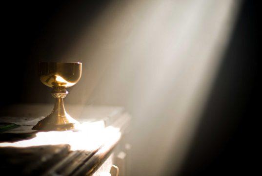 În căutarea Sfântului Graal