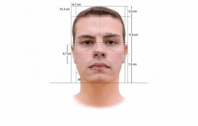 Geometria feţei umane