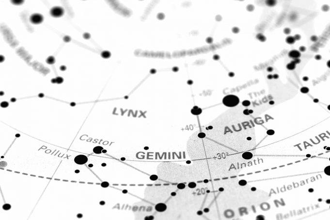 Geometria sacră, ADN-ul şi astrologia