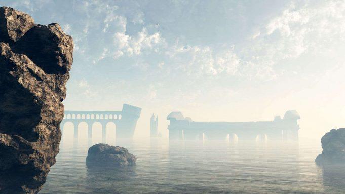 Atlantida, de la mărire la decădere – III