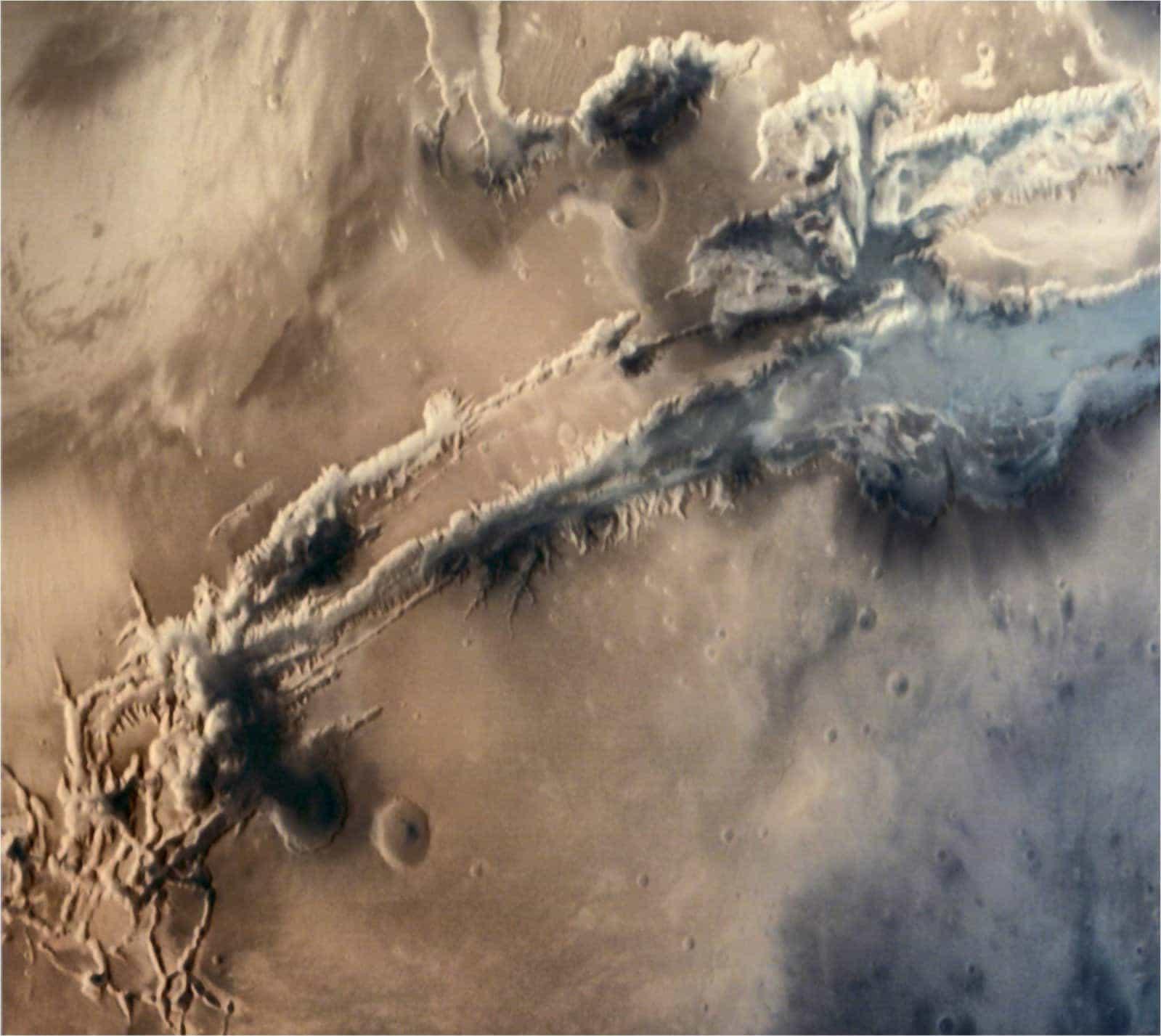Canion Marte