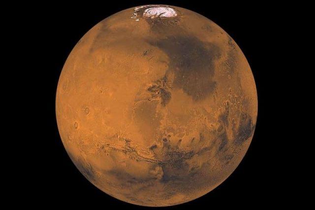 Marte – misterele unei civilizaţii dispărute - I