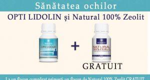 OPTI LIDOLIN – un produs inovator pentru sănătatea ochilor