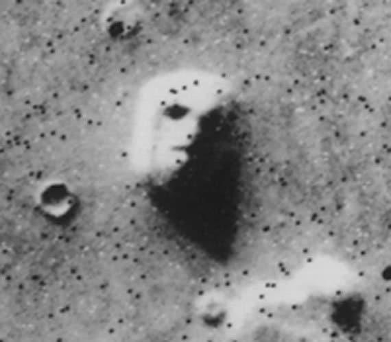 Sfinx Marte