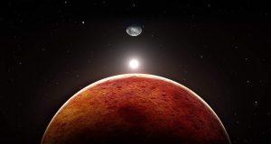 Marte – Misterele Unei Civilizaţii Dispărute – II