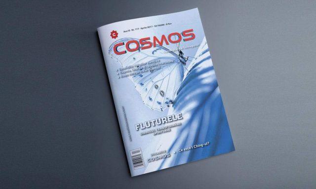 Revista COSMOS Nr. 116 - Martie 2017