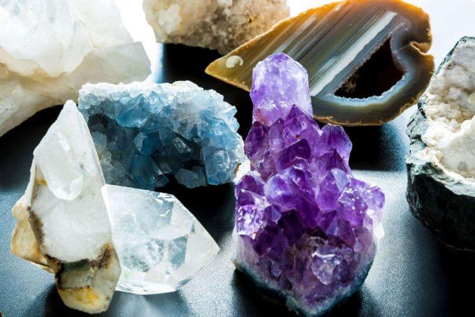 Cristalele, instrumente dimensionale