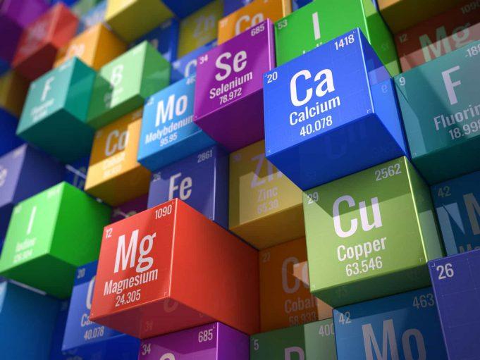 Inteligenţa din unda-particulă Ca, Mg, Fe