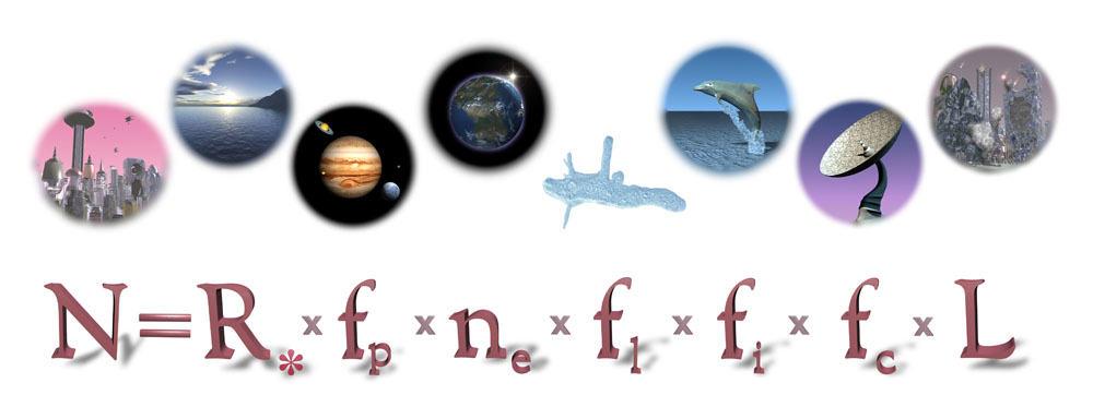 Ecuaţia Drake Revizuită: Factorii Omega şi Gamma