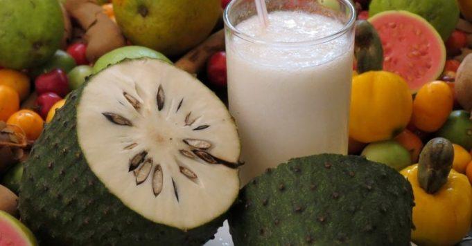 Beneficiile fructului GRAVİOLA