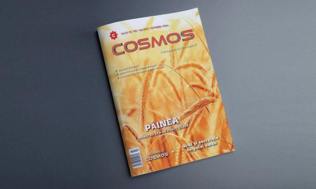 Revista COSMOS Nr. 220 – Iulie 2017