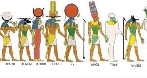 Cine Erau Zeii Primelor Civilizații?