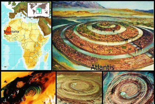 Sahara a fost locuită de atlanţi?
