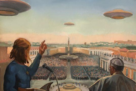 Extratereştrii vor guverna lumea?
