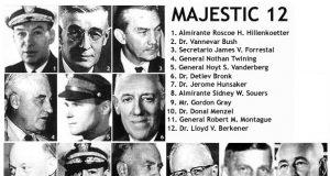 Majestic 12 – OZN, conspiraţia totală