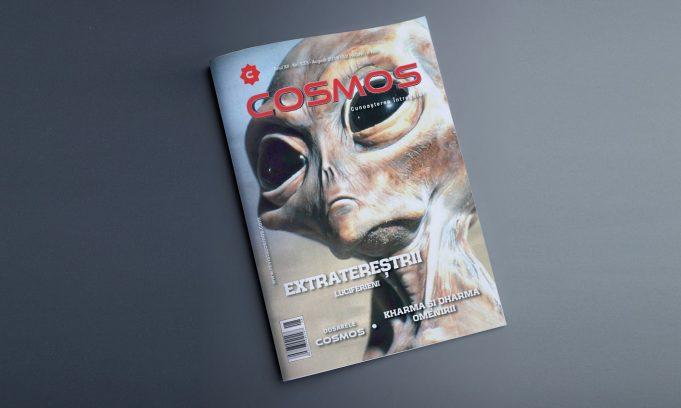 Revista COSMOS Nr. 133 – August 2018