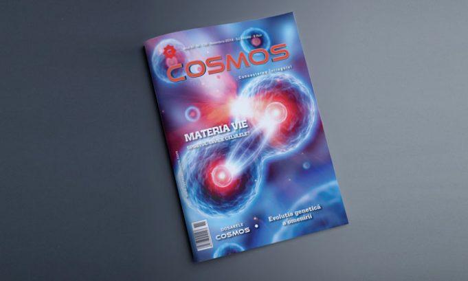 Revista COSMOS Nr. 136 – Noiembrie 2018