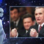 Ceauşescu şi extratereştrii