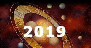 Astrele în 2019 şi anul Mistreţului de Pământ - I