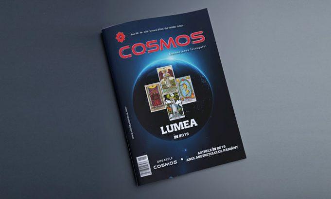 Revista COSMOS Nr. 138 – Ianuarie 2019