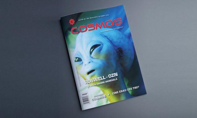 Revista COSMOS Nr. 140 – Martie 2019