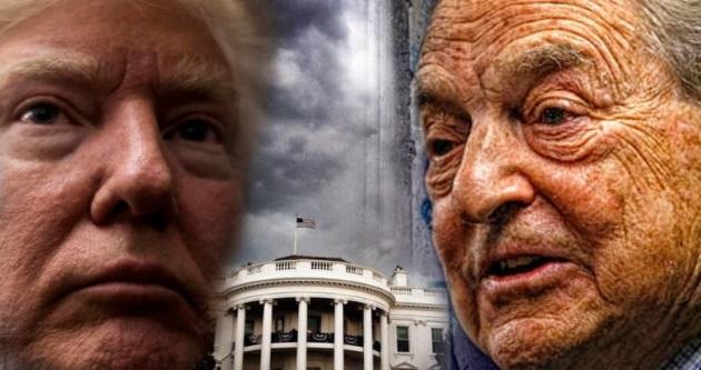 Trump vs Soros