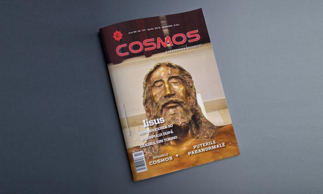 Revista COSMOS Nr. 141 – Aprilie 2019