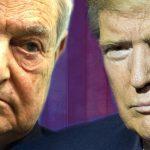 Soros vs Trump