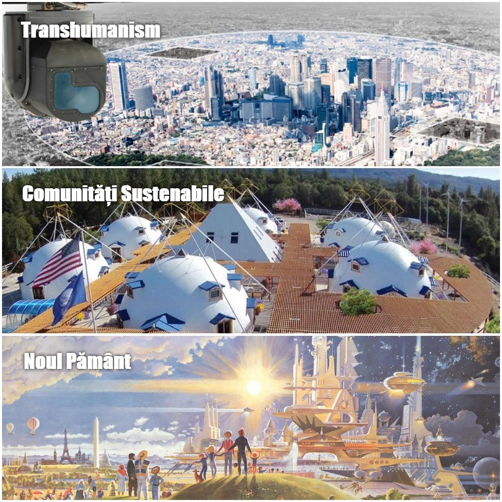 Transhumanismul și Comunitățile Spirituale
