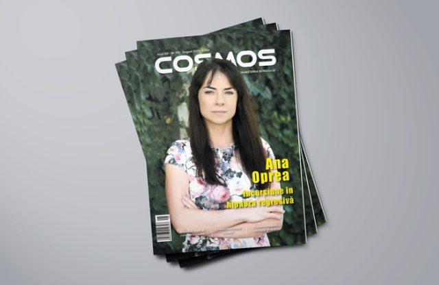 Revista COSMOS Nr. 156 – August 2020