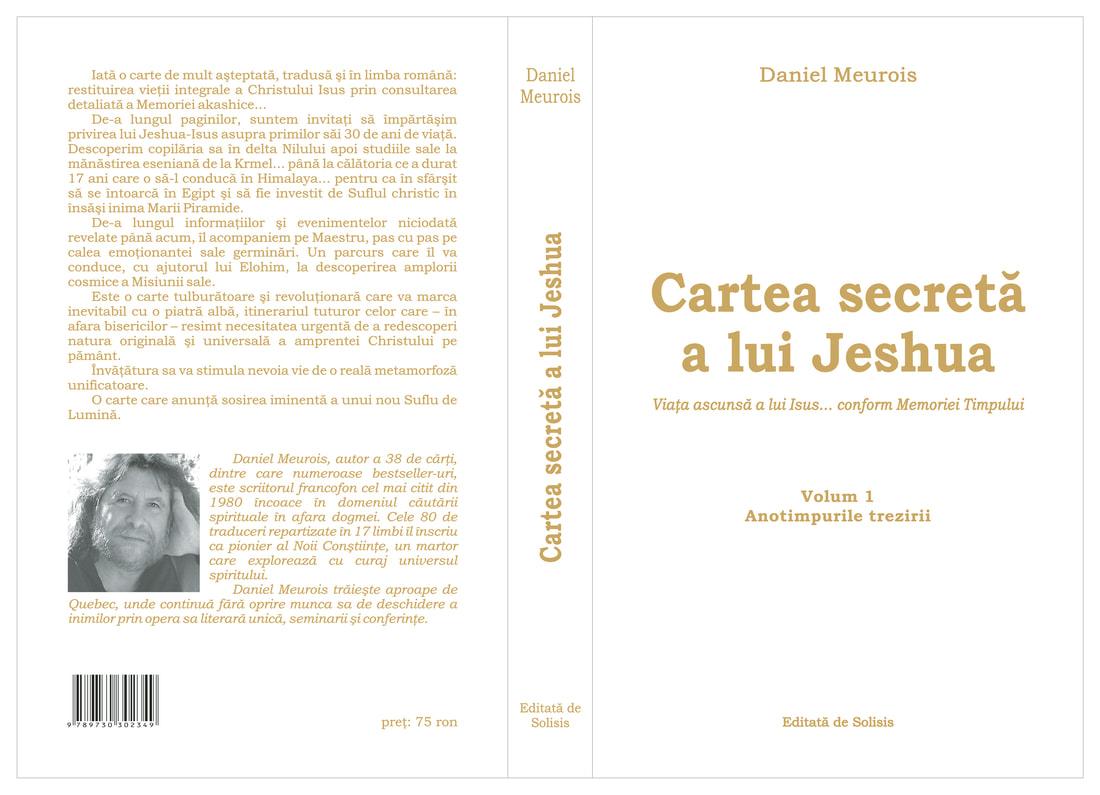 Cartea secretă a lui Jeshua Daniel Meurois