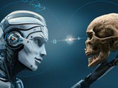 Inteligența Artificială Dumnezeu Transhumanism