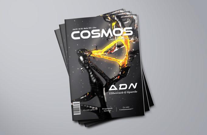 Revista COSMOS Nr. 162 – Februarie 2021