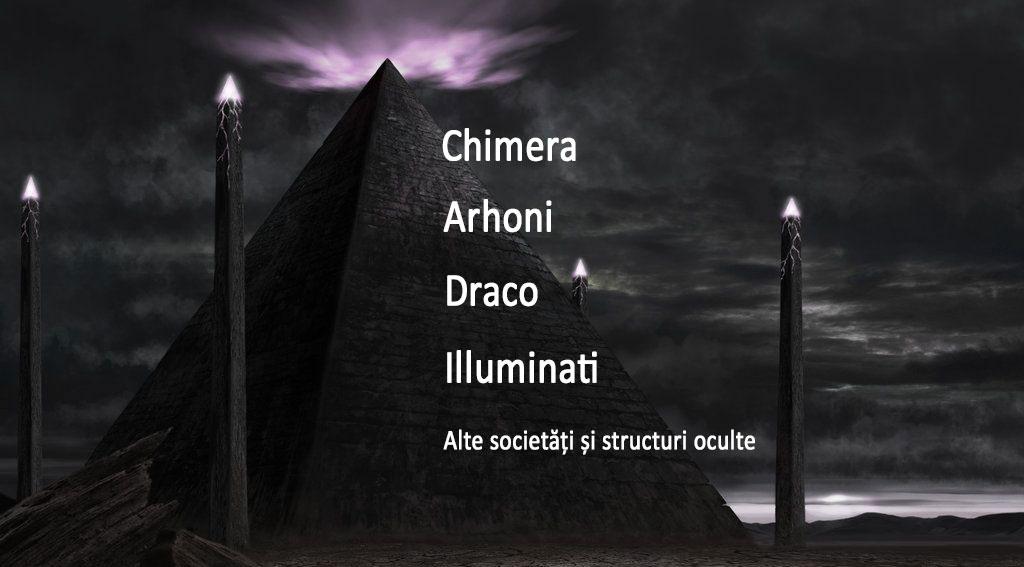 Chimera Piramida Oculta